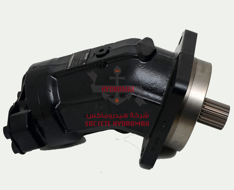 Moteur Hydraulique Bosch Rexroth