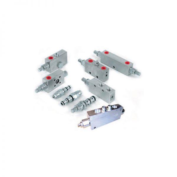 Accessoires de pression hydraulique