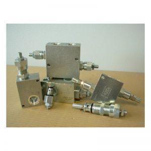 Valves hydrauliques